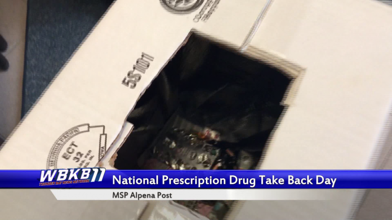 People can dispose of prescription drugs at Indiana State Police posts Saturday