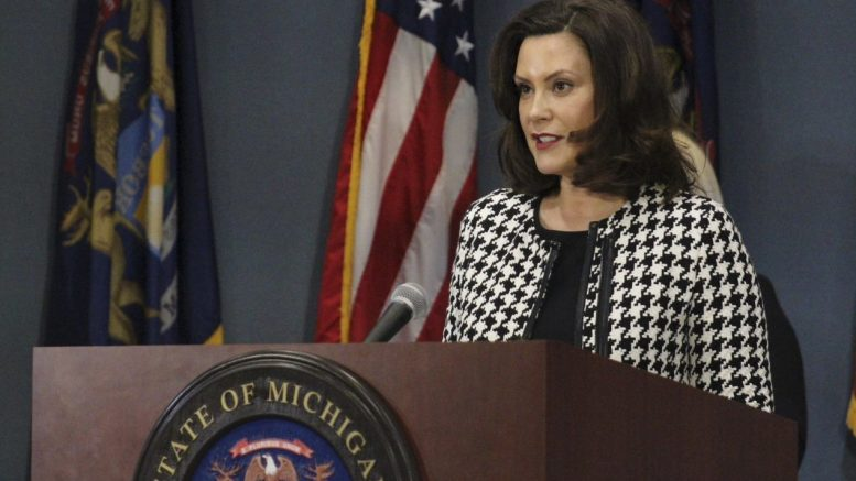 Gov. Whitmer announces temporary layoffs; possible short-term extension of stay home order
