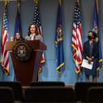Governor Whitmer Signs Executive Order expanding COVID-19 testing sites